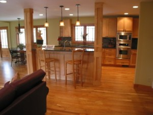 Benefits of Hardwood Flooring - Kitchen Hardwood Floor
