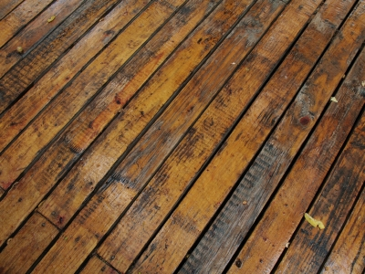 Cleaning Hardwood Floors with Water