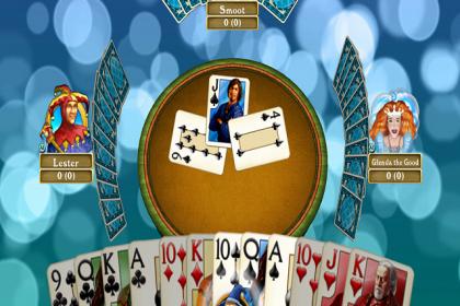 Hardwood Games - Classic Online Card Games